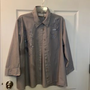 Size 18W Alfred Dunner shirt